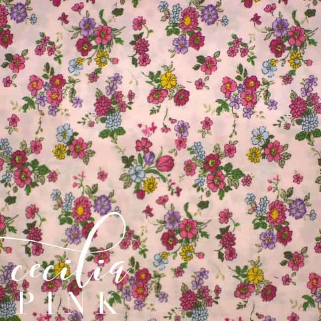 Cecilia in Pink Fabric-0