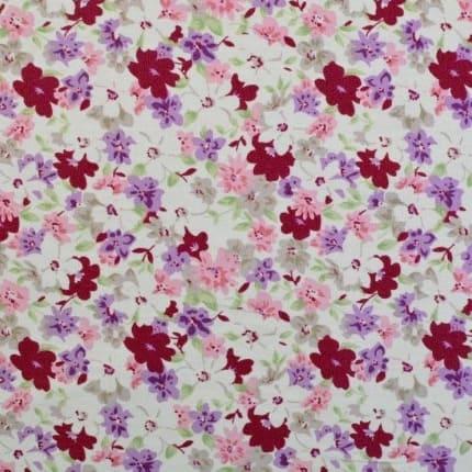 Penelope in Pink/Purple Fabric-0