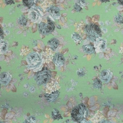 Angelique in Green Fabric-0