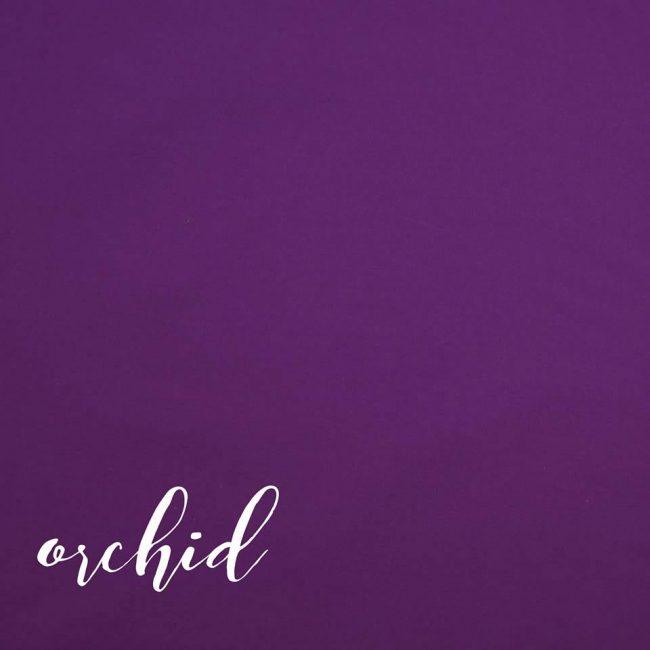 Orchid Plain Fabric-0