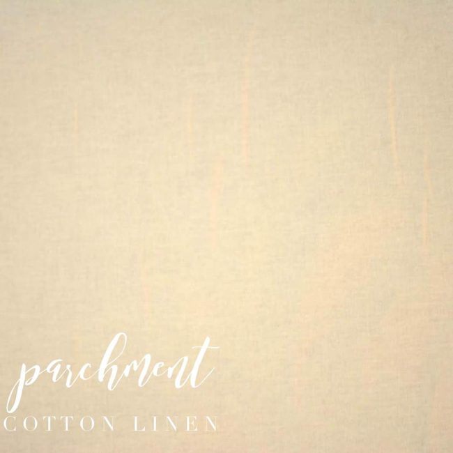 Parchment Cotton Linen -0