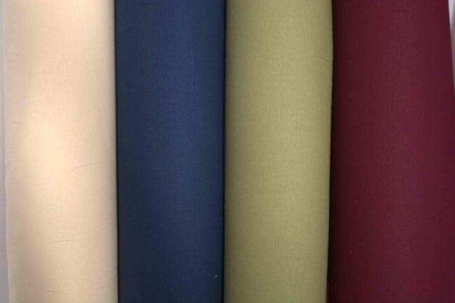 Dusty Olive Cotton Linen -2105