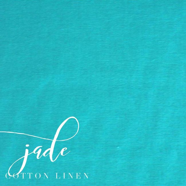 Jade Cotton Linen -0