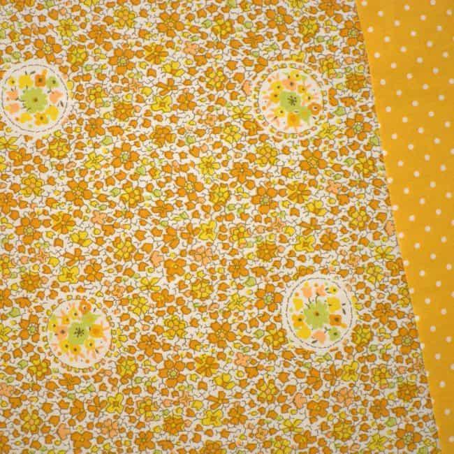 Jada in Off White Fabric -2263