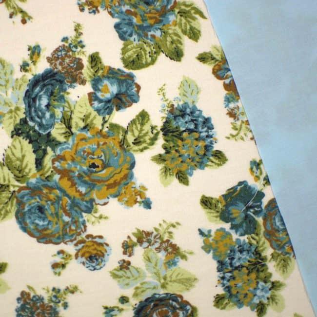 Katrina in Teal Fabric -2280