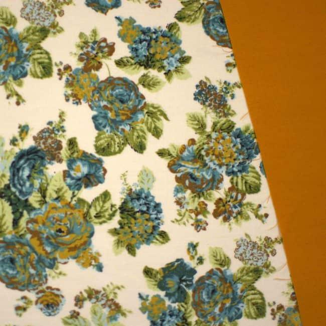 Katrina in Teal Fabric -2278