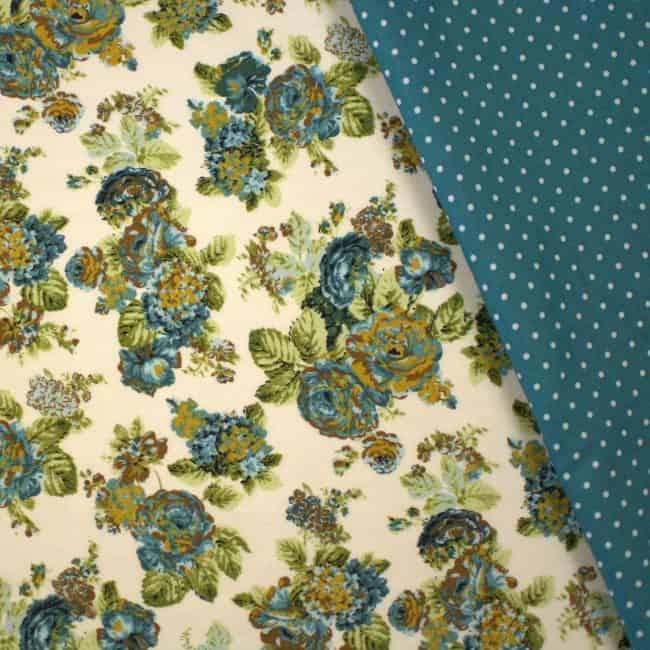 Katrina in Teal Fabric -2281