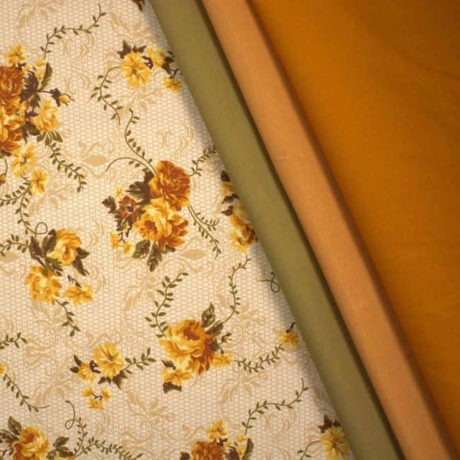 Spice Cotton Linen -3648