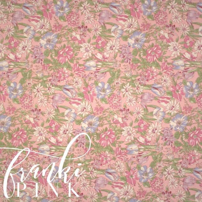 Franki in Pink Fabric -0
