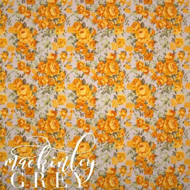 Mackinley in Grey Fabric -0