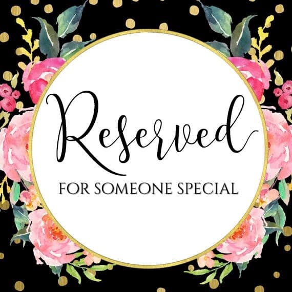 Reserved For Charmaine-0