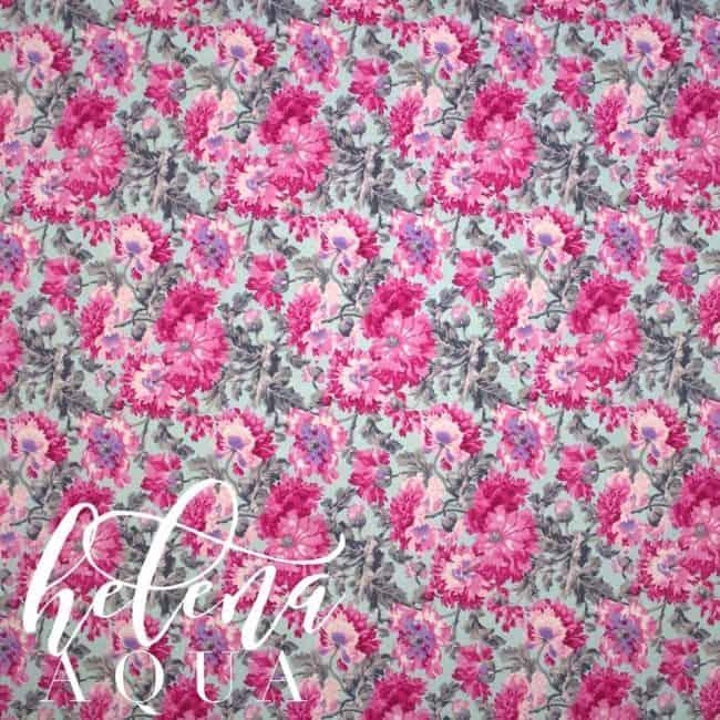 Helena in Aqua Fabric-0
