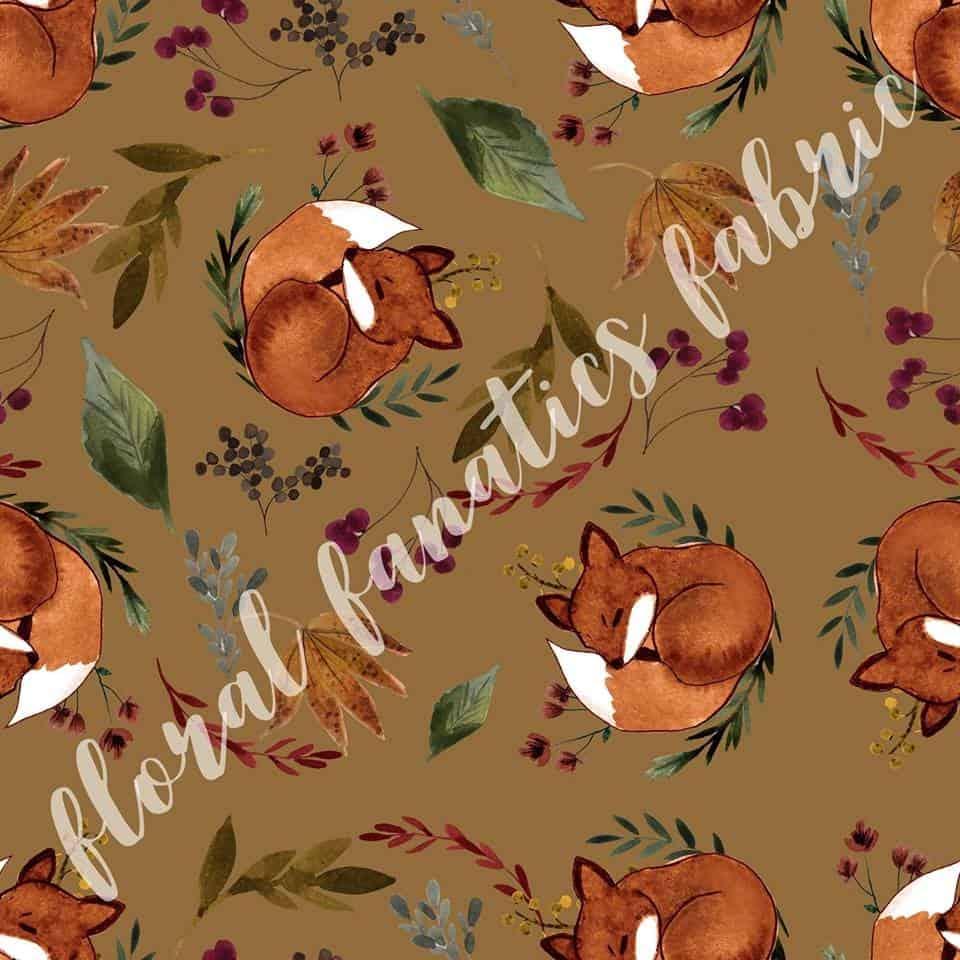 Oliver Fox Fabric PRE-ORDER-0