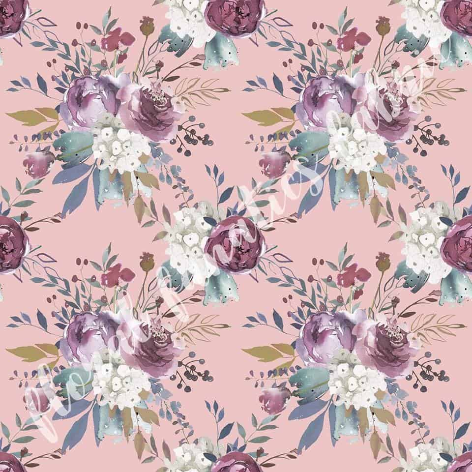 Tahlia in Pink Fabric PRE-ORDER-0