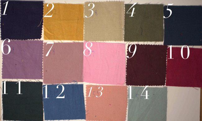 Pinwale Corduroy Fabric PRE-ORDER-0