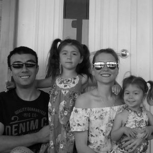 Photo our family