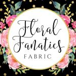Floral Fanatics Fabric